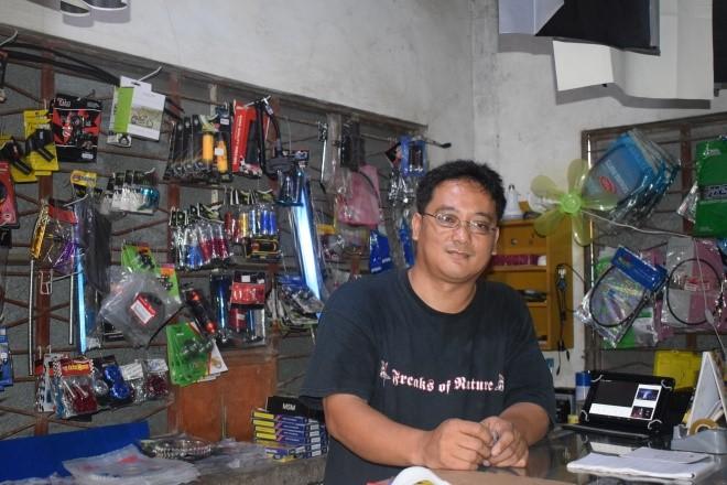 Motor Parts Shop